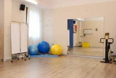Area riabilitativa